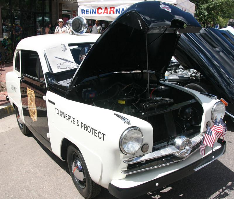 Old Colorado City Good Times Car Show, Aug. 17 - photos